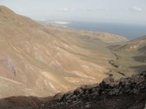 20150114165338 W drodze na Pico de la Aceituna 487m